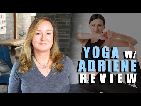 YOGA With Adriene 30 Days of Yoga Review | Jill Maurer