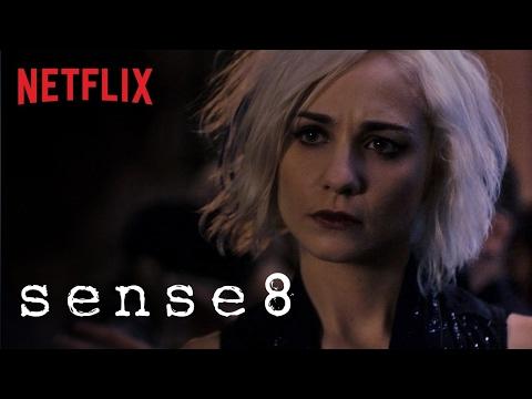 Sense8  Character : Riley HD  Netflix