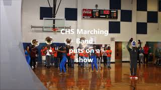 Columbia Middle School GA Milestones Pep Rally (April 2018)