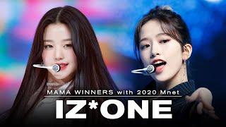 Spaceship부터 Panorama까지 아이즈원 Iz One With 2020 Mnet Mnet과 함께하는 2020 Mama 수상자 무대 모아보기 MP3