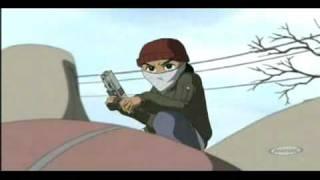 The Boondocks - Japanese Dub - season 1 ep 7 clip