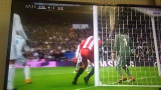 Real  madrid vs Girone