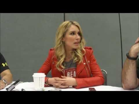 Falling Skies Interview: Sarah Carter on Maggie's New Love Triangle