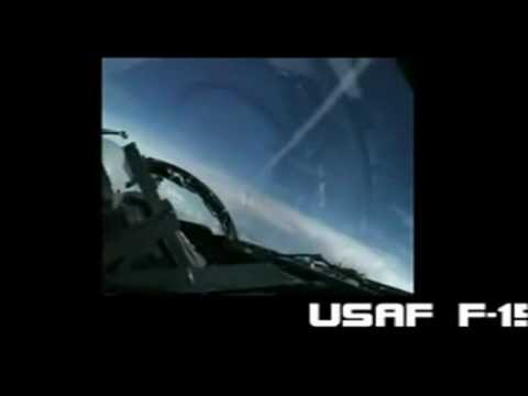 F16 encounters UFO over the north sea - Colafeed