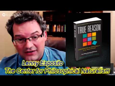 A Christian apologist and atheist (former Christian) discuss the natural and supernatural worldviews