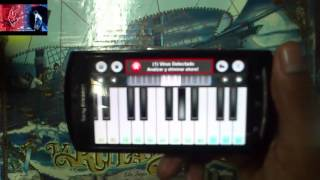 blue bird naruto (piano android)