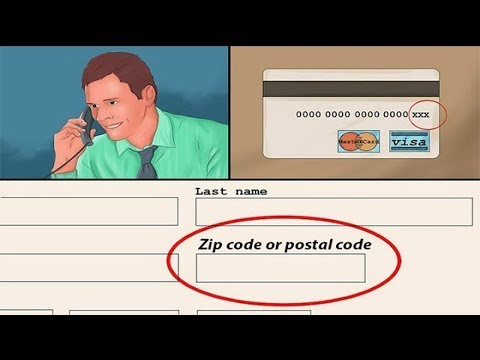 How To Find Your Postal Code Zip Code By E4expertteach Youtube