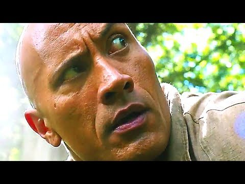 Thumbnail: 🔴 JUMANJI 2 Trailer (Dwayne Johnson - 2017)