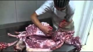 Как разделать барана за 6 минут