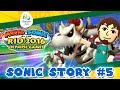 Mario & Sonic at the Rio 2016 Olympic Games [3DS] - Road to Rio: Sonic Story Day 5