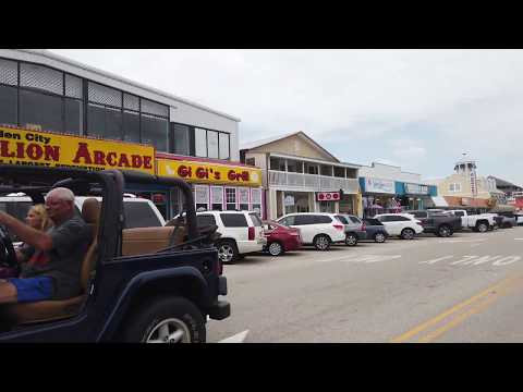 Surfside Beach/Garden City Beach Boulevard POV
