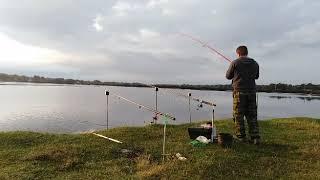 Рыбалка в плохую погоду