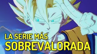 Dragon Ball está SOBREVALORADA