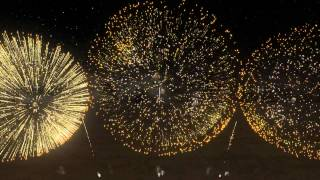 A Pyrotechnic Ensemble HD Fireworks Synchronized To Music Elegant
