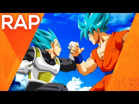 Rap de Goku y Vegeta EN ESPAÑOL (Dragon Ball Super) - Shisui :D