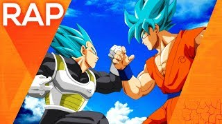 Rap de Goku y Vegeta EN ESPAÑOL (Dragon Ball Super) - Shisui :D