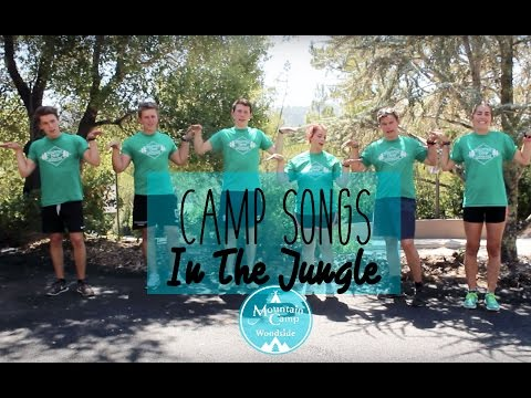 Camp Songs | In the Jungle