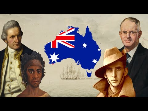 Full History of Australia - Documentary