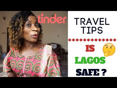NIGERIA TRAVEL VLOG | IS LAGOS SAFE? | SASSY FUNKE