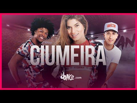 Ciumeira - Mar铆lia Mendon莽a   FitDance TV (Coreografia) Dance Video