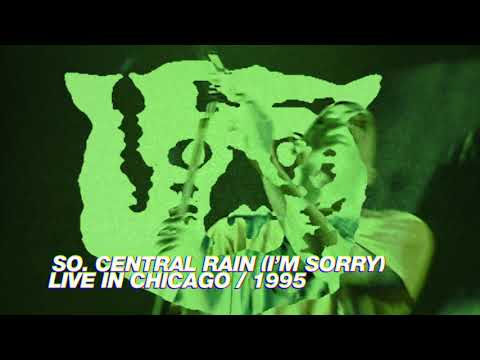 R.E.M. - So. Central Rain (I'm Sorry) (Live in Chicago / 1995 Monster Tour)