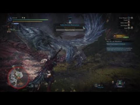 Let's Play Monster Hunter: World- Express Delivery
