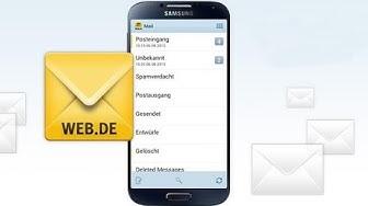 Web.de Mail App - Video Traning