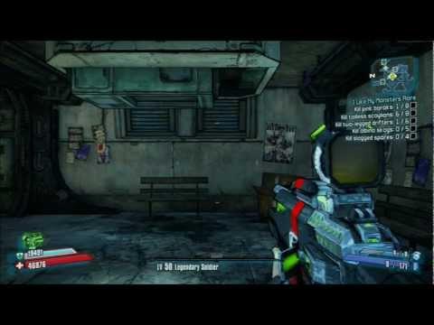 Borderlands 2: Level 50 in 1 Minute!! (No Hack)