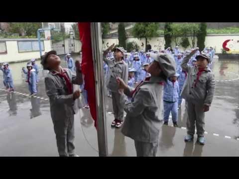中国红军小学被指洗脑教育