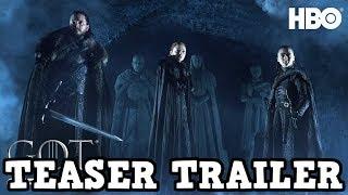 Game of Thrones Season 8 - Crypts of Winterfell Teaser Trailer Breakdown