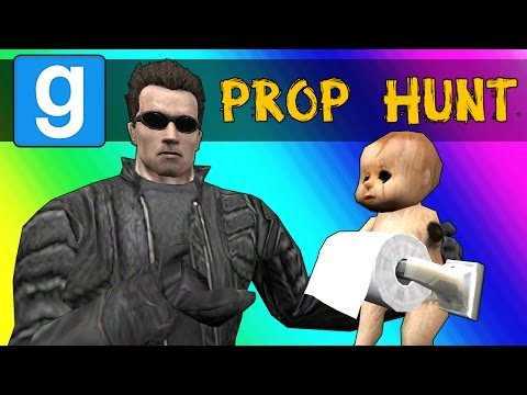 Thumbnail: Gmod Prop Hunt Funny Moments - Haunted House of Babies (Garry's Mod)