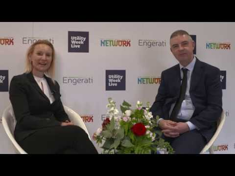 Utility Week Live 2019 – Darren Jones interview