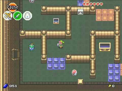 Solution de Zelda Mystery of Solarus DX - ép. 4 : cours Link, cours !
