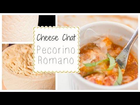 Cheese Chat: Pecorino Romano