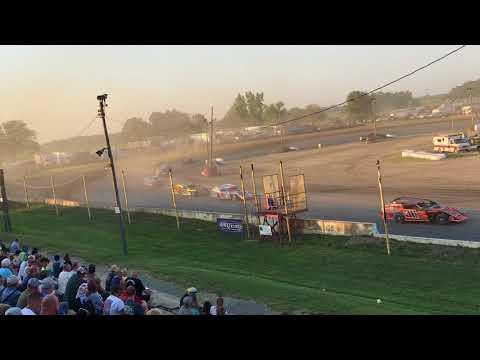 Oakshade Raceway Modified Heat Races 7/13/2018