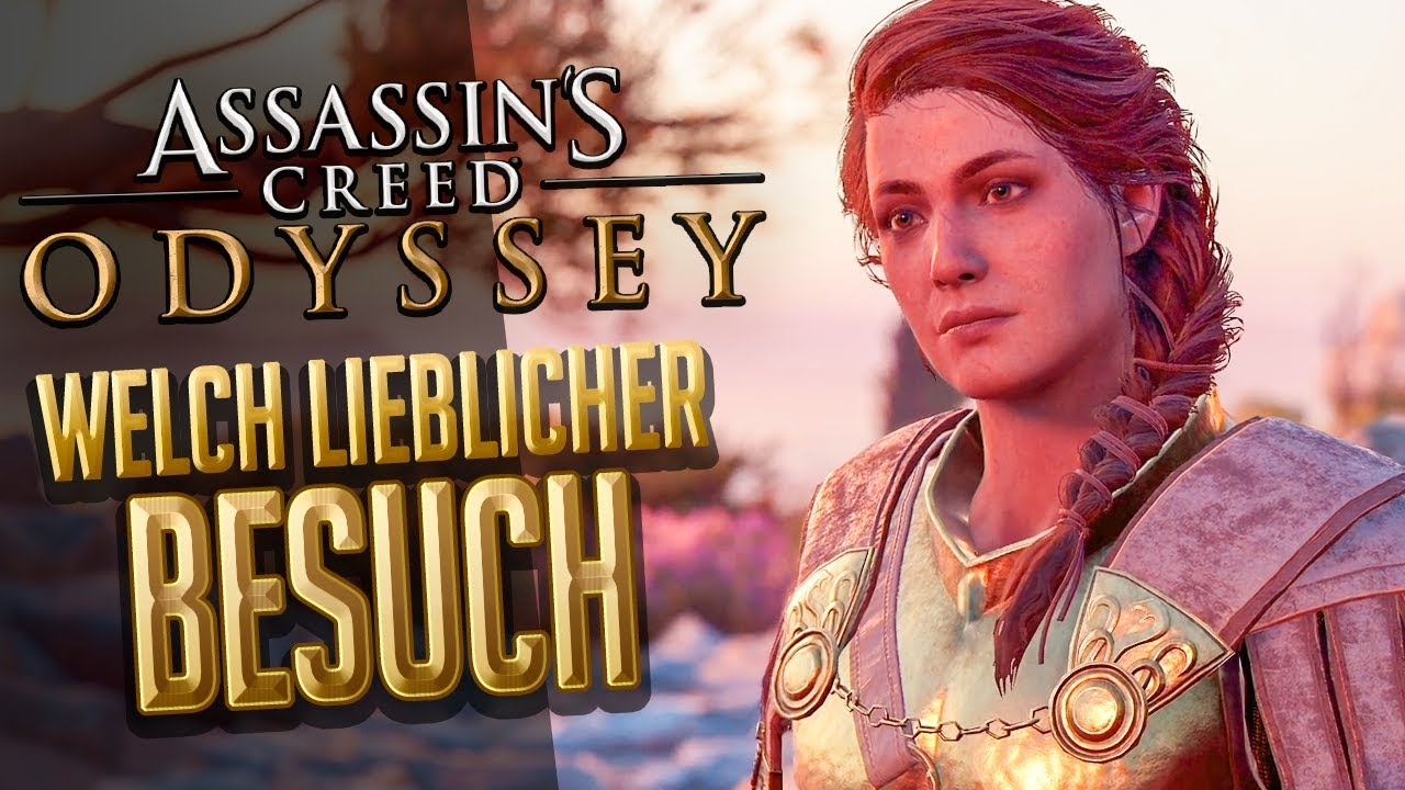 ASSASSIN'S CREED ODYSSEY ⚔️ 033: Welch lieblicher Besuch