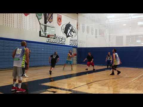Country Financial Basketball Pre-season Game 2