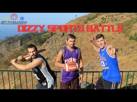 Dizzy Sports Battle – We almost died!!