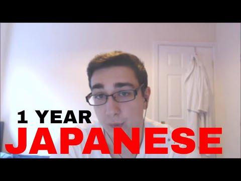 Learning Japanese 1 Year Update (AJATT)