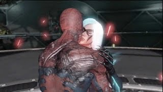 Spider-Man Edge Of Time Full Movie All Cutscenes Cinematic