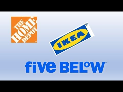 Bariatric update, shopping at Ikea, home depot & five below | July 29th Vlog
