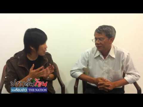 ห้องข่าว The Nation - ฮุนเซนกับการเมืองไทย