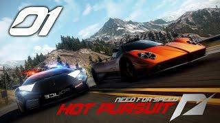 1 Need For Speed Hot Pursuit 2010 Горячая Погоня