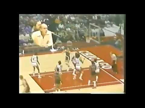 Lloyd Neal: 36 Point Game Vs Chicago 2/26/1978