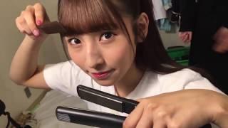 田島芽瑠 栗原紗英 HKT48 さえちゃんの可愛い動画どうぞ 。2017.08.29.