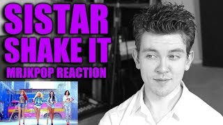 SISTAR Shake It Reaction / Review - MRJKPOP ( 씨스타 )