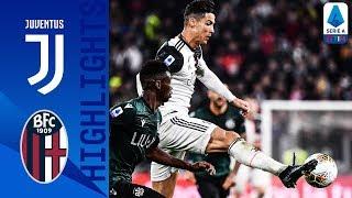 Juventus 2-1 Bologna | Ci pensano CR7 e Super Pjanić: Ia Juve domina sul Bologna | Serie A