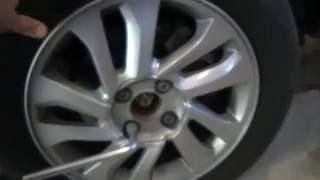 Lada Vesta.  Замена стоек стабилизатора