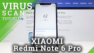 How to Detect Malware in Xiaomi Redmi Note 6 Pro - Virus Scan / Security Scan