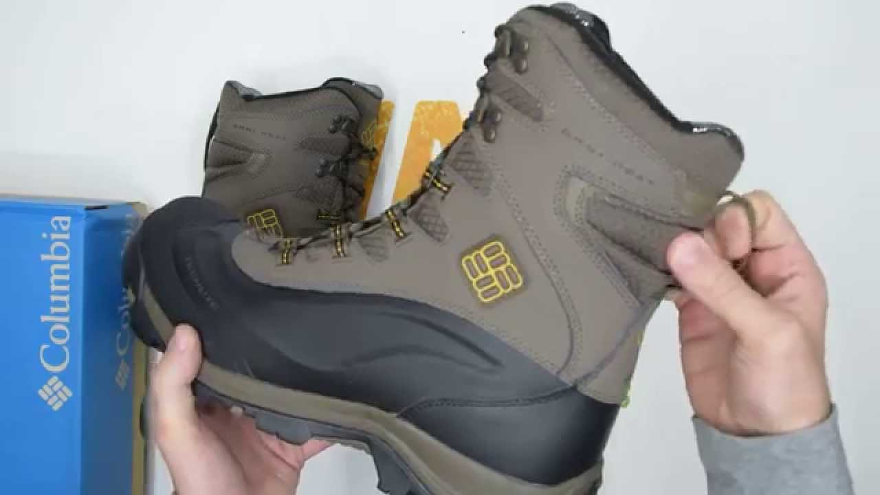 005172c8e83 Columbia Bugaboot Plus III Omni-heat - Mud - Walktall | Unboxing | Hands on